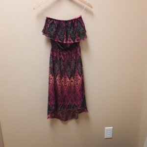 Maurices short dress Pink on Tradesy