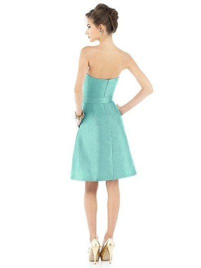 Alfred Sung Coastal D538 Traditional Bridesmaid/Mob Dress Size 20 (Plus 1x) Image 1