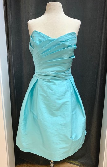 Alfred Sung Coastal D538 Traditional Bridesmaid/Mob Dress Size 20 (Plus 1x) Image 2