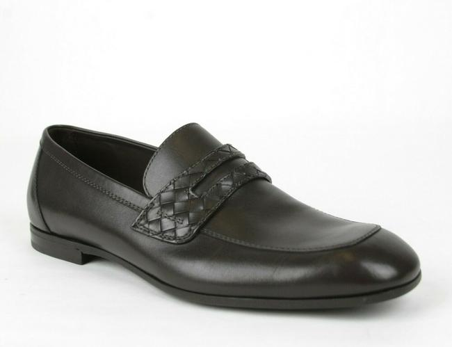 Item - Dark Brown Men's Leather Loafer Eu 44/Us 11 455379 2006 Shoes