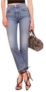 Reformation Relaxed Fit Jeans-Distressed