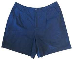White Stag Navy Navy Spring Summer Casual Bermuda Shorts Blue