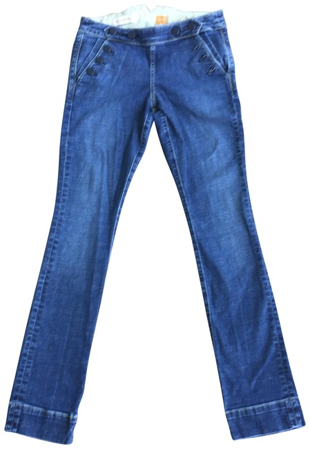 Item - Blue Light Wash Pilcro and The Letterpress Skinny Jeans Size 27 (4, S)