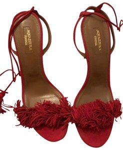 Aquazzura red Sandals