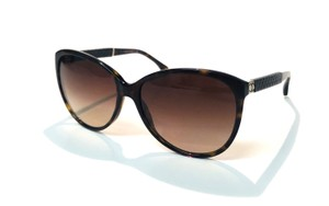 Chanel Vintage Chanel Tortoise Shell Leather CH 5225Q 714 Free 3 Day Shipping