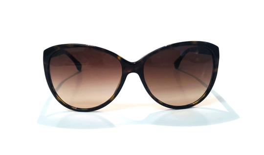 Chanel Vintage Chanel Tortoise Shell Leather CH 5225Q 714 Free 3 Day Shipping Image 1
