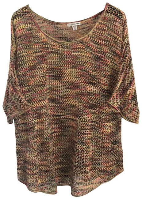 Item - Multi Color 264834 Blouse Size 16 (XL, Plus 0x)