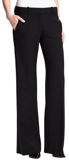 Item - Black Business Work Straight Leg Wool - Pants Size 0 (XS, 25)