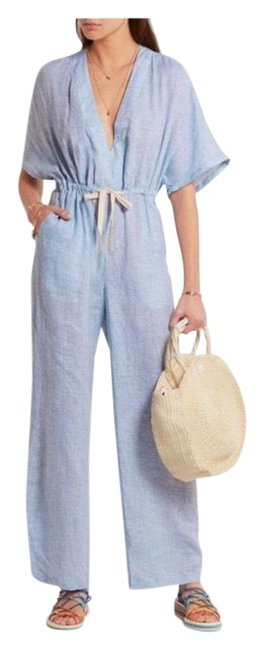 Preload https://img-static.tradesy.com/item/25707024/solid-and-striped-cape-romperjumpsuit-0-1-650-650.jpg