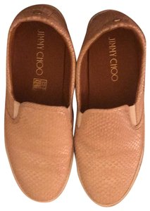 Jimmy Choo pearly pink Athletic