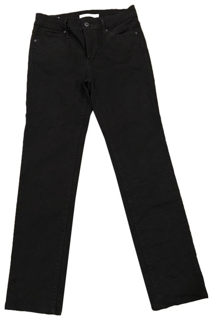 Item - Black Dark Rinse 712 Slim Fit Sz26 Skinny Jeans Size 2 (XS, 26)