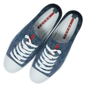 Prada blue gray Avio Athletic