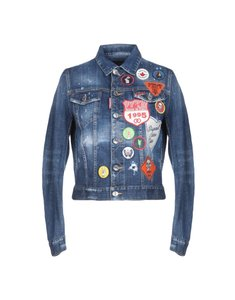 Dsquared2 Italian Designe Womens Jean Jacket