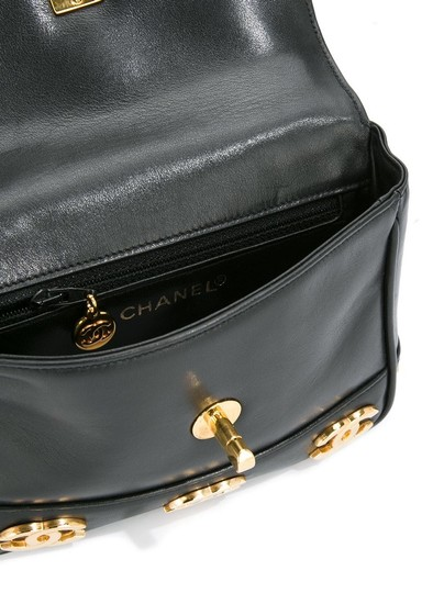 Chanel Fanny Pack Waist Belt Bum Rare Vintage Cross Body Bag Image 4
