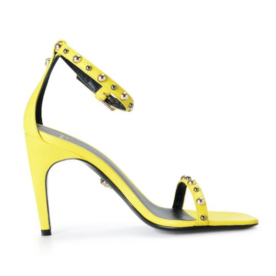 Versace Lemon Yellow Sandals Image 3