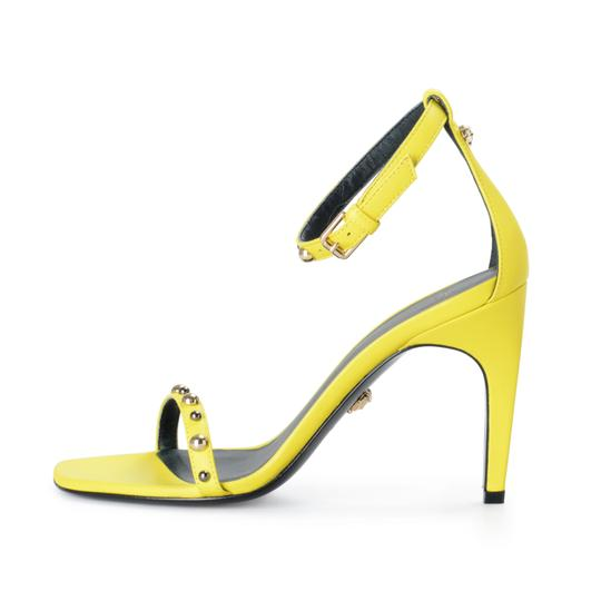 Versace Lemon Yellow Sandals Image 1