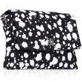 Chanel Splatter Paint Limited Edition Tweed Shoulder Bag
