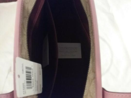 Coach Satchel 36876 Shoulder City Tote in pink Image 5