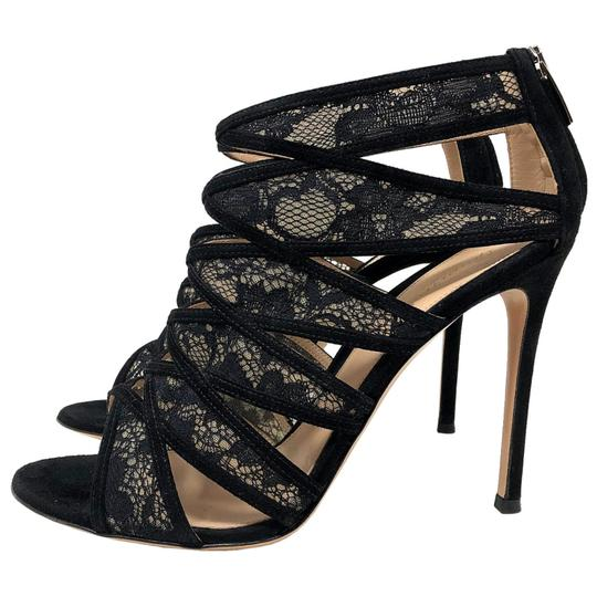 Preload https://img-static.tradesy.com/item/25708589/gianvito-rossi-black-lace-and-suede-caged-sandals-size-us-85-regular-m-b-0-2-540-540.jpg