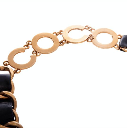 Chanel 1993 Coco Chanel Chain Belt Image 3