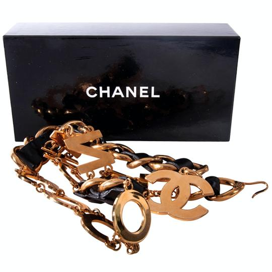 Chanel 1993 Coco Chanel Chain Belt Image 6