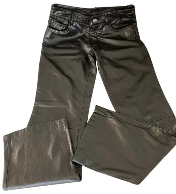 Wilsons 100% Leather Straight Pants Image 0