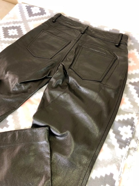 Wilsons 100% Leather Straight Pants Image 1