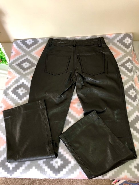Wilsons 100% Leather Straight Pants Image 2