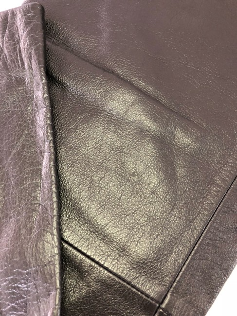 Wilsons 100% Leather Straight Pants Image 3