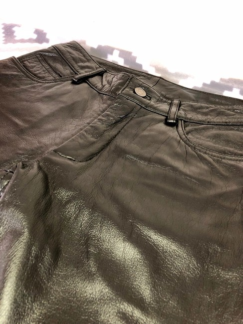Wilsons 100% Leather Straight Pants Image 5