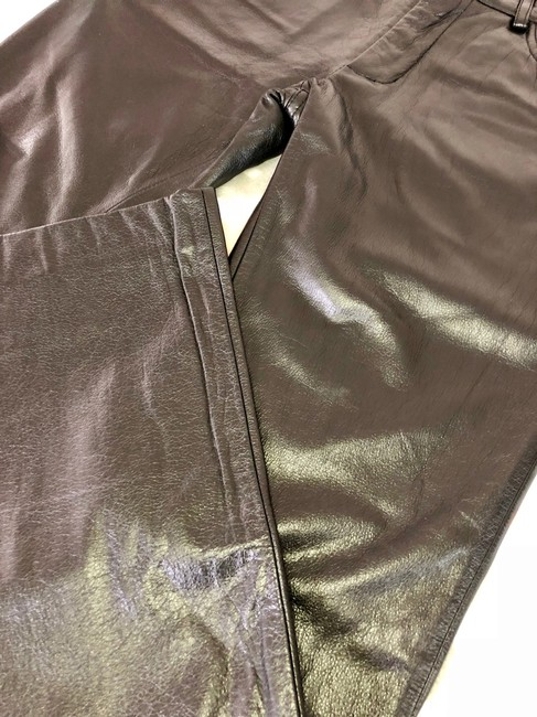Wilsons 100% Leather Straight Pants Image 6