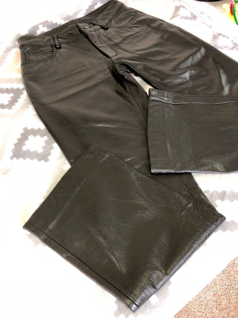Wilsons 100% Leather Straight Pants Image 7