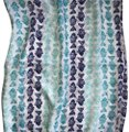 My Boutique Collection Boutique Collection Fish Print Infinity Scarf Image 0