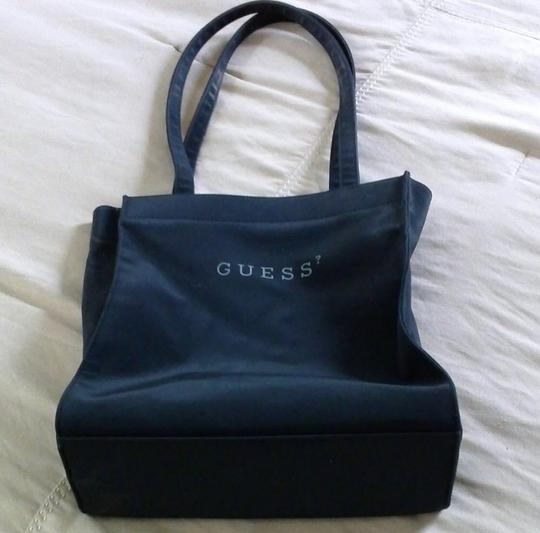 Guess Tote in Black Image 6
