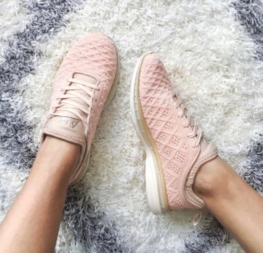 Athletic Propulsion Labs blush, cream Athletic Image 1