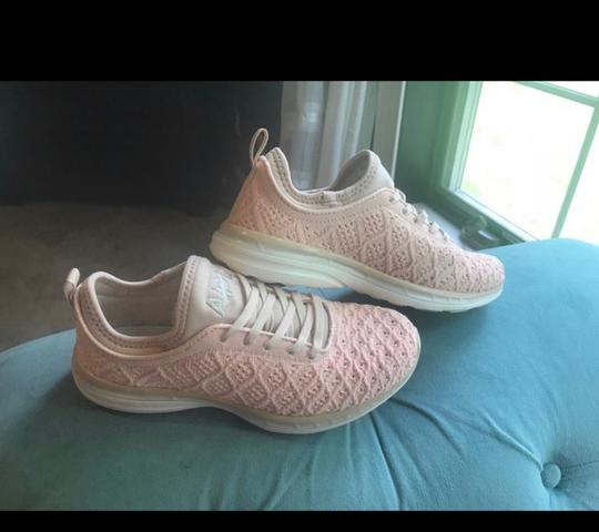 Athletic Propulsion Labs blush, cream Athletic Image 2