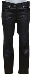 Givenchy Leather Leather Clothing Leather Skinny Pants Black