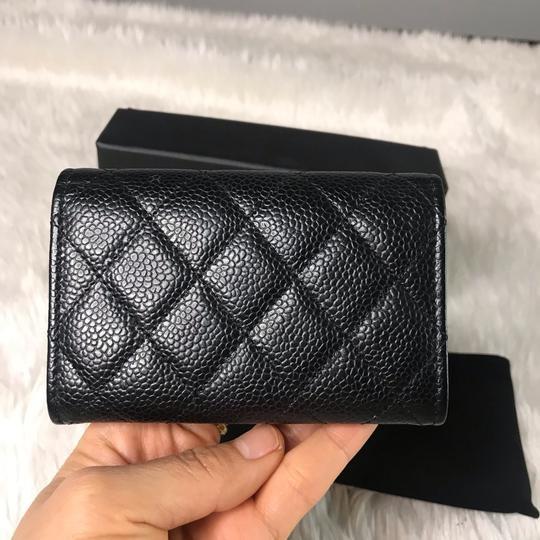 Chanel Chanel classic Flap coin purse card holder wallet Image 11