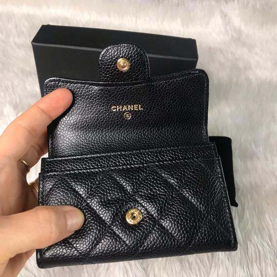 Chanel Chanel classic Flap coin purse card holder wallet Image 4
