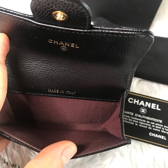 Chanel Chanel classic Flap coin purse card holder wallet Image 9