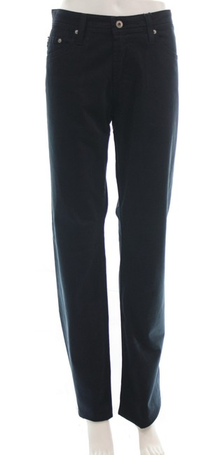 AG Adriano Goldschmied Blue 'the Graduate' Straight Leg Jeans Size 32 (8, M) AG Adriano Goldschmied Blue 'the Graduate' Straight Leg Jeans Size 32 (8, M) Image 1