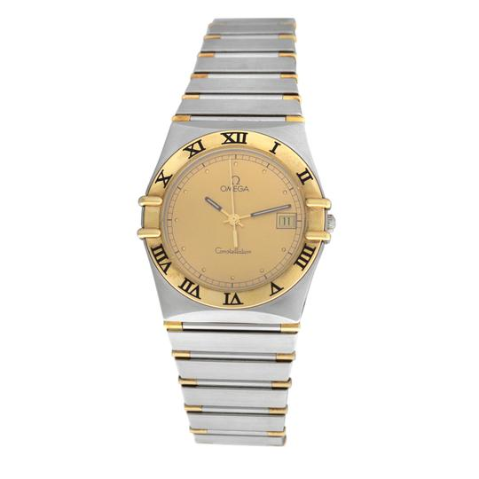 Preload https://img-static.tradesy.com/item/25709245/omega-silver-gold-men-s-unisex-constellation-3961070-half-bar-32mm-quartz-watch-0-0-540-540.jpg