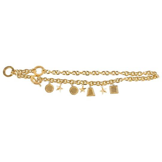 Preload https://img-static.tradesy.com/item/25709420/celine-gold-charm-chain-link-toggle-belt-0-0-540-540.jpg
