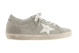 Golden Goose Deluxe Brand Grey Athletic
