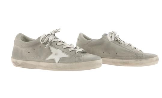 Golden Goose Deluxe Brand Grey Athletic Image 1