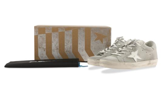 Golden Goose Deluxe Brand Grey Athletic Image 11