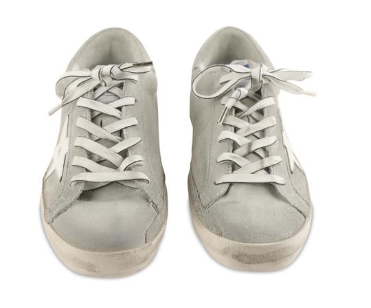 Golden Goose Deluxe Brand Grey Athletic Image 2