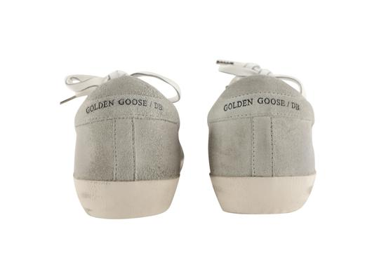 Golden Goose Deluxe Brand Grey Athletic Image 3