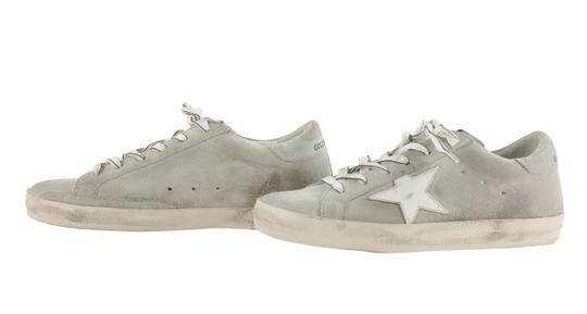 Golden Goose Deluxe Brand Grey Athletic Image 4