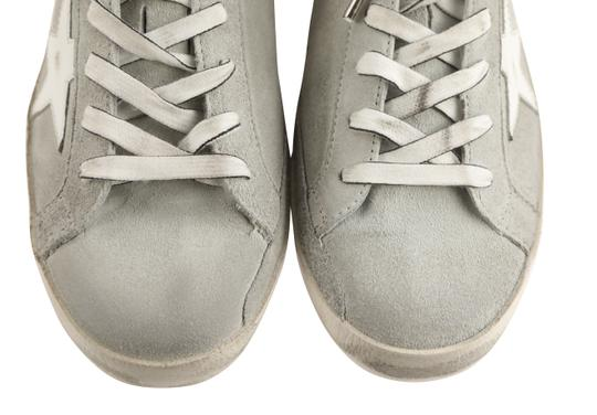 Golden Goose Deluxe Brand Grey Athletic Image 5